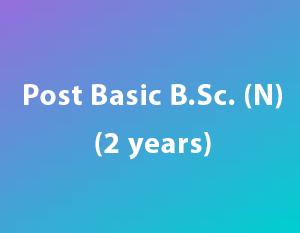Post Basic B.Sc. (N)